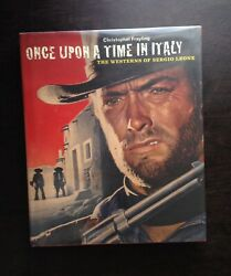 Ennio Morricone Franco Nero Django Signed Sergio Leone Once Upon A Time In Italy