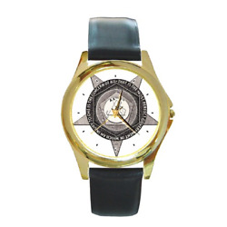 Knights Of Labor Seal Vintage Repro Round Unisex Watch - Us Labor Federation