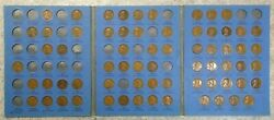 67 Coin Set 1909-1940 Lincoln Wheat Penny Cent - Early Dates Collection  241