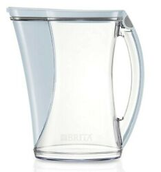 Brita Stream Cascade Filtered Water Pitcher Filter As You Pour - 12c 12 Cup
