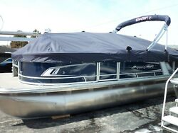 New In Box Mooring Cover For 2018 Starcraft Ex 22f4 Pontoon