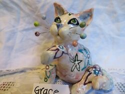 quot;Gracequot; Original WhimsiClay by Amy Lacombe