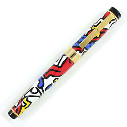 Archived Acme Studio Doubles Multi Roller Ball Pen By Keith Haring New
