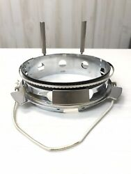 Used Embroidery Cap Frame Hoop For Tajima Machine Double Band - Missing Piece