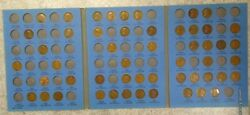52 Coin Set 1909-1940 Lincoln Wheat Penny Cent - Early Dates Collection 251