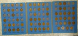 58 Coin Set 1909-1940 Lincoln Wheat Penny Cent - Early Dates Collection 249