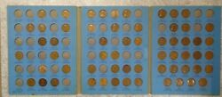 60 Coin Set 1909-1940 Lincoln Wheat Penny Cent - Early Dates Collection 250