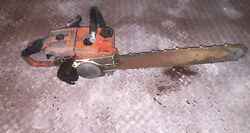 Homelite Super E-z Automatic Chainsaw With 16 Bar And Chain