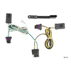 Trailer Connector Kit - Wiring T-connectors Curt Manufacturing 56116 Fits Impala