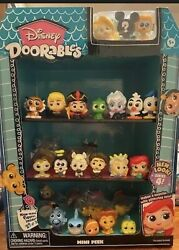 Disney Doorables Series 4 Collectible Mini-figurines Choose Your Character
