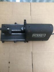 Botwink Id Od Grinder Lathe Tool Post Radius Grinding Attachment Collet Dumore