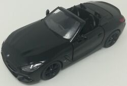 Kinsmart Pull Back Bmw Z4 - Ty5976 Toy Car Wind Up Diecast Metal Convertible