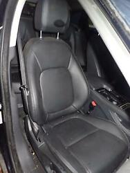 17 18 F-pace Right Front Heated Leather Seat 10 Way Adjustable Black Tr44