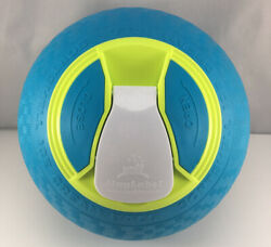 Yaylabs Soft Shell Ice Cream Rubber Ball Pint Blue Homemade Freeze Play Camping