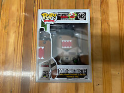 Funko Pop Movies - Domo Ghostbusters 142 With Glow Protector 849803045890.g