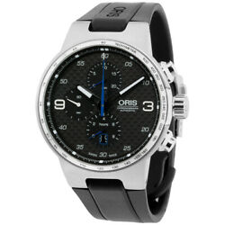Oris Williams Automatic Movement Black Dial Menand039s Watch 77477174164rs