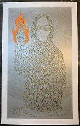 Todd Slater Jermaine Rodgers Dancing Across The Water Poster Ap Ed. Print Young