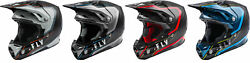 Fly Racing Formula Carbon Axon Helmet Mx Snow