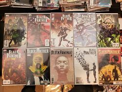 10 HOT Marvel Black Panther Comics Variant Editions