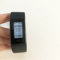 Fitbit Charge 3 Watch - As-is Read