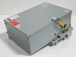 Eaton Pow-r-way Iii, P3f364rgnh Fusible Switch 200 Amp, 600 Vac, 4-wire 3 Ph