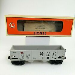 Lionel, 6456 Lehigh Valley Two-bay Hopper 6-16434, O-scale