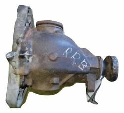 02 Rolls Royce Silver Seraph Arnage Rear Differential Diff Carrier Pe20367pc