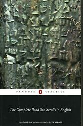 The Complete Dead Sea Scrolls In English By Geza Vermes And Trans Vermes [g]