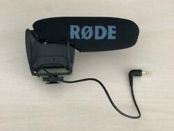 Set Of Rode Video Mic Pro Rode Genuine Wind Jammer Audio Equipment Used