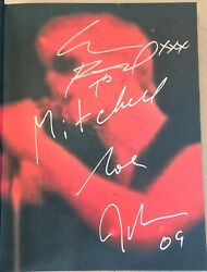 Berlin Signed By Lou Reed And Julian Schnabel 2009 Hard Bound First Edition Book