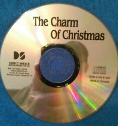 The Charm Of Christmas Cd 1998 Disc Only No Usps Tracking