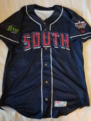 2017 Carolina League All Star Game Team Issued South Jersey Salem Red Sox