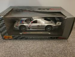 Gt Racing Mercedes Clk Lm Collectable Car Boxed