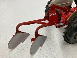 2-bottom Plow For Ford Toy Tractor