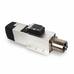 4.5kw Atc Spindle Motor Iso30 Air-cool Auto Tool Change Electric Motor 24000rpm