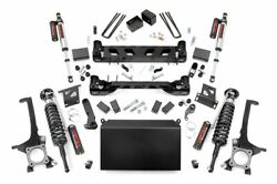 Rough Country 6in For Toyota Lift Kit W/vertex Shocks 16-20 Tundra 4wd/2wd