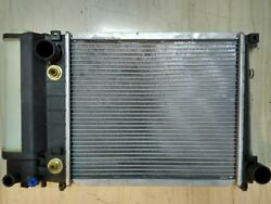 Bmw Genuine Behr New Radiator With Transmission Oil Cooler E30 M40 17111712977