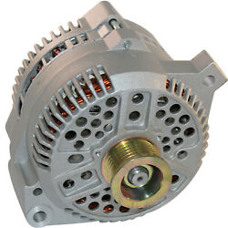 250amp High Output Alternator Fits Ford Mustang One 1-wire 1965-1996 250amp New