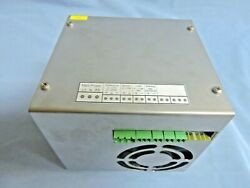 Amd Intectra Gmbh Power Supply 48v 1.5a For Spectrometry And Fein Focus X-ray Sys