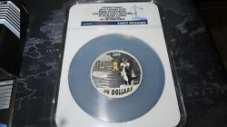 2015 Canada Birds Anonymous Colorized-early Releases Looney Tunes 30 Ngc Pf69
