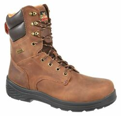 Thorogood 804 3185 Thoro Flex 8quot; Waterproof Composite Safety Toe Work Boot $69.99
