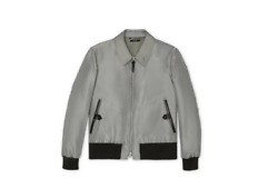Tom Ford Silk Grosgrain Tailored Jacket -with Tags- Rrp5520 Aud