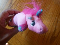 "MINI PILLOW PETS Lil' Unicorns Pink Plush Stuffed Animal 6"" Toy NWT"