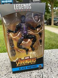 Marvel Legends BLACK PANTHER BAF Series Avengers Infinity War BRAND NEW Chadwick