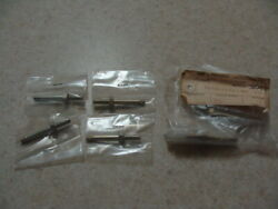 Hughes 369 Oh-6 Md 500c Tail Rotor Attachment Bolt Stud 369a1606 Lot Of 4