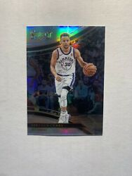 2017-18 Panini Select Stephen Curry Courtside Silver Prizm 259 Golden Warriors