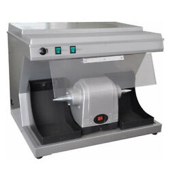 3000 Rpm Dental Lab Polishing Compact Unit Built-in Suction Dust Collector Fda