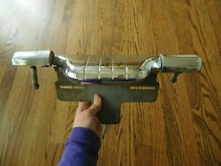 1950and039s 1960and039s Willys Kaiser Jeep Station Wagon License Light Clam Tailgate