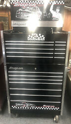 Dale Earnhardt Snap-on Toolbox W/ Assorted Tools And Accesories Key Included A-x