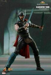 Thor Ragnarok - Thor Gladiator 1/6th Scale Collectible - Hot Toys Mms444 New
